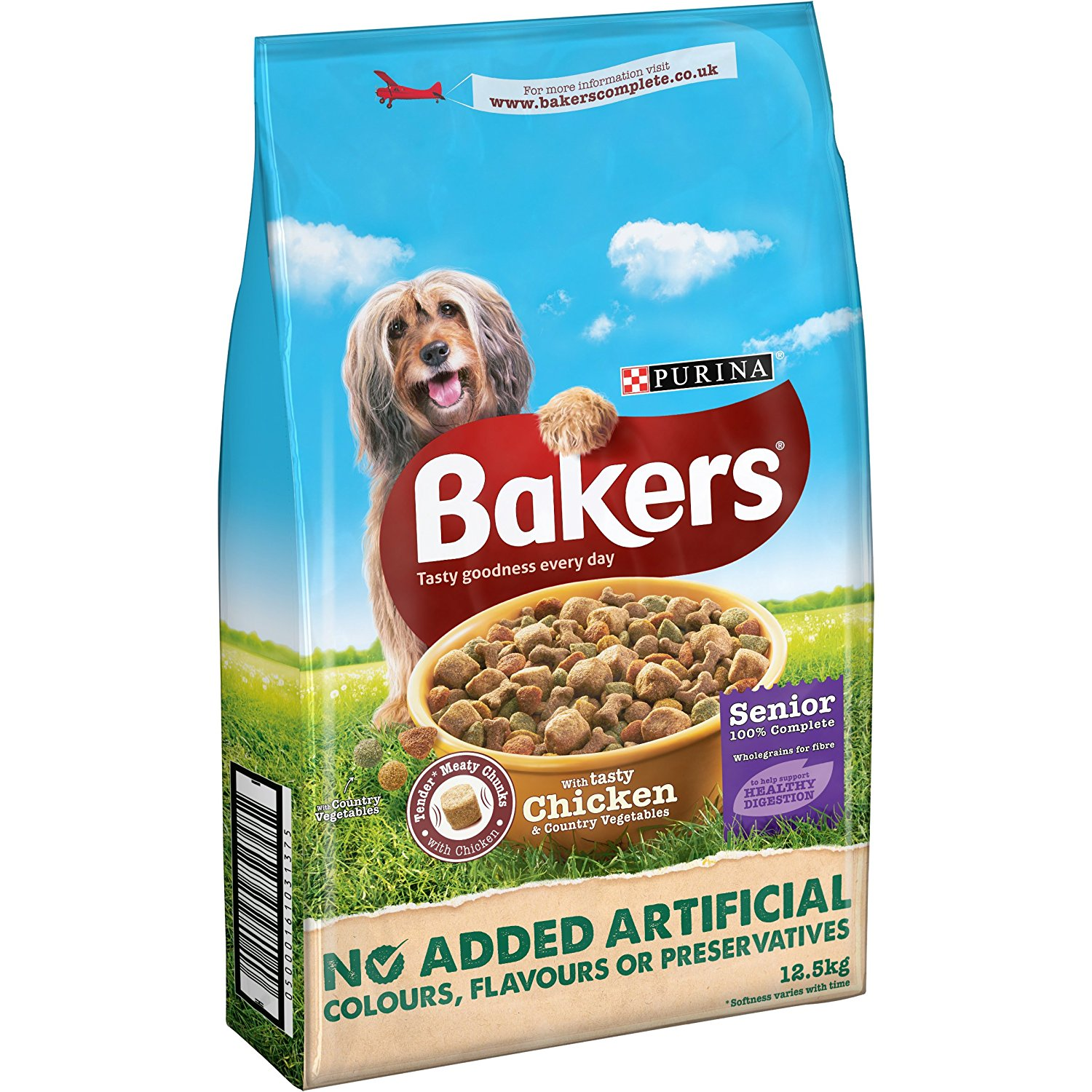 Purina Bakers Free Dog Food Samples
