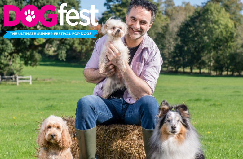 Win VIP Tickets to DogFest with Supervet