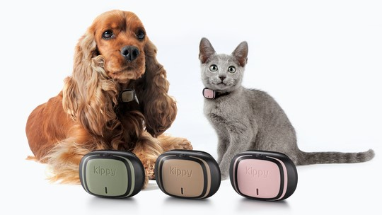 Free Kippy EVO GPS pet tracker