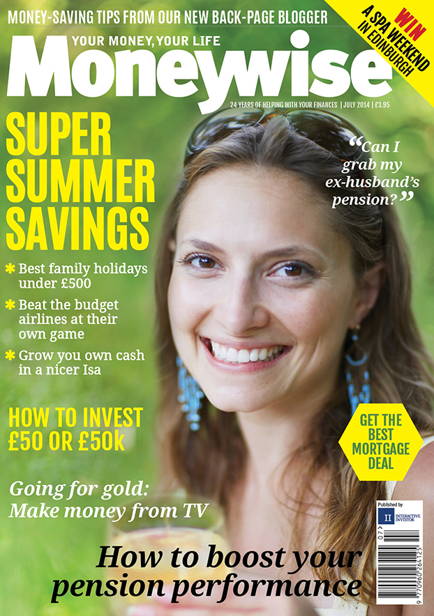 Grab a free copy of Moneywise magazine