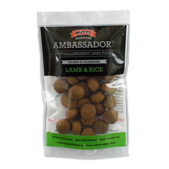 Ambassador Dog Food Sample Pack