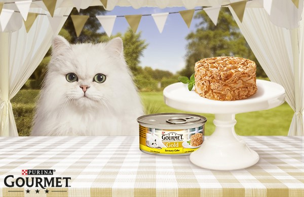 Purina Gourmet Gold Cake Discount Voucher