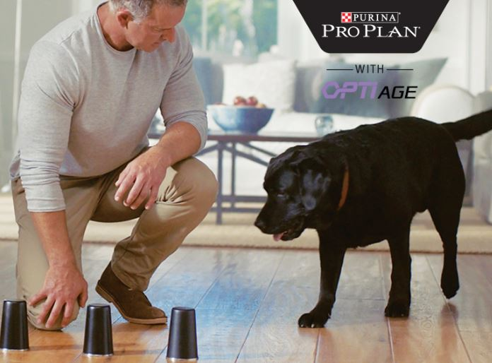 Purna Pro Plan free dog food trial