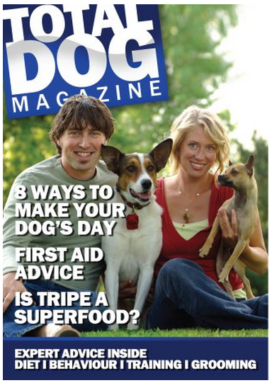 Free Total Dog magazine